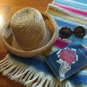 Vtg Summer Hat